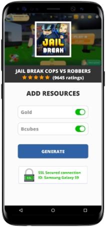 Jail Break Cops Vs Robbers MOD APK Screenshot