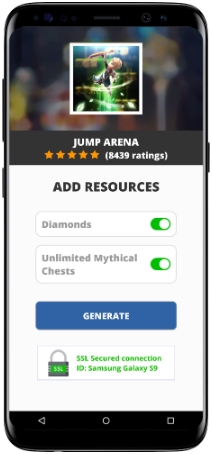 Jump Arena MOD APK Screenshot