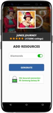 Junes Journey MOD APK Screenshot