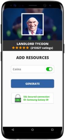 Landlord Tycoon MOD APK Screenshot