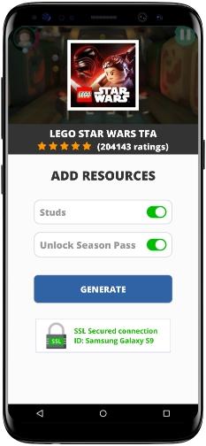 lego star wars tfa mod apk unlimited studs unlock season pass