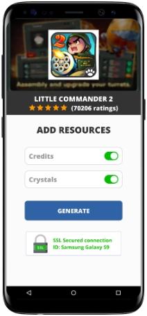 Little Commander 2 MOD APK Screenshot