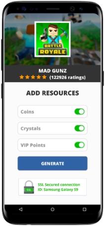 Mad GunZ MOD APK Screenshot