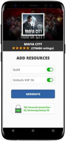 Mafia City MOD APK Screenshot