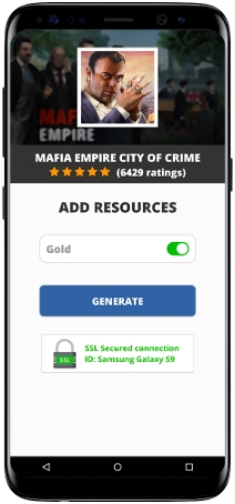 Mafia Empire City of Crime MOD APK Screenshot