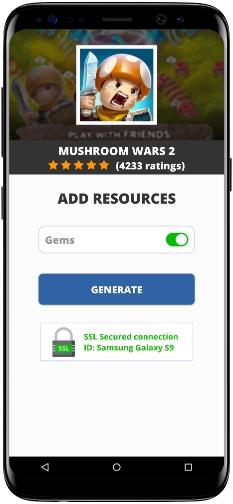 Mushroom Wars 2 MOD APK Screenshot