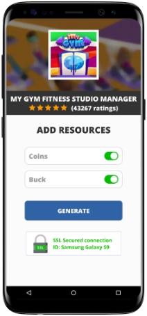 My Gym Fitness Studio Manager MOD APK Screenshot