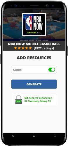 NBA NOW Mobile Basketball MOD APK Screenshot