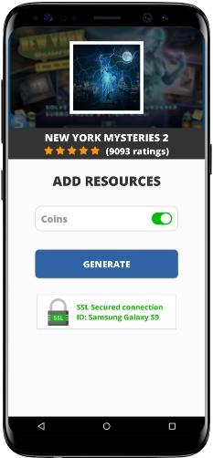 New York Mysteries 2 MOD APK Screenshot