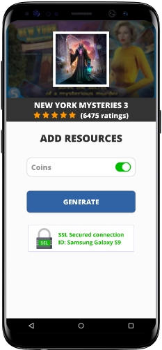 New York Mysteries 3 MOD APK Screenshot