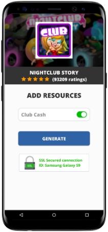 Nightclub Story MOD APK Screenshot