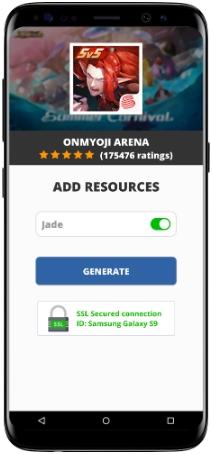 Onmyoji Arena MOD APK Screenshot