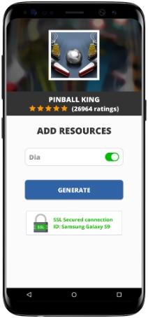 Pinball King MOD APK Screenshot