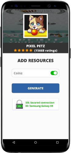 Pixel Petz MOD APK Screenshot