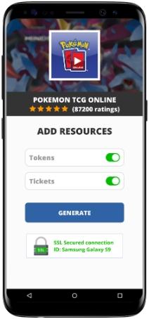 Pokemon TCG Online MOD APK Screenshot