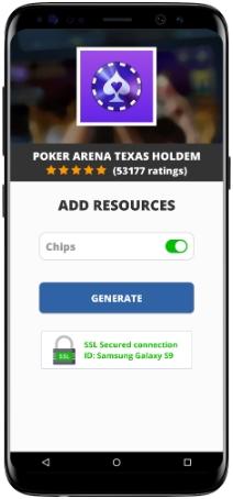 Poker Arena Texas Holdem MOD APK Screenshot