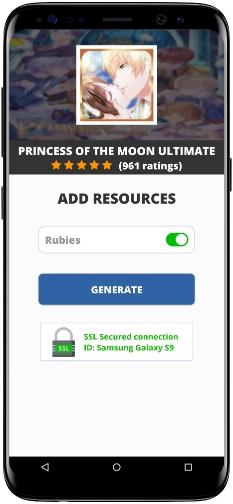 Princess of the Moon Ultimate MOD APK Screenshot