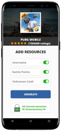 PUBG MOBILE MOD APK Screenshot
