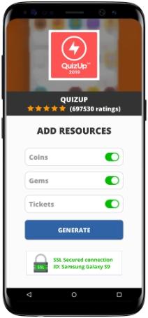 QuizUp MOD APK Screenshot