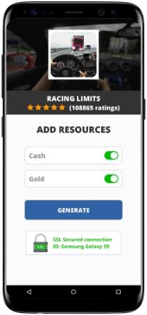 Racing Limits MOD APK Screenshot