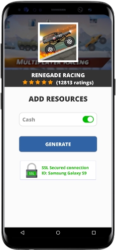 Renegade Racing MOD APK Screenshot