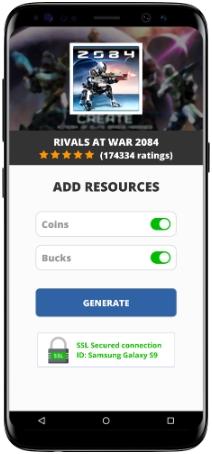 Rivals at War 2084 MOD APK Screenshot