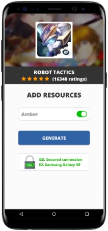 Robot Tactics MOD APK Screenshot