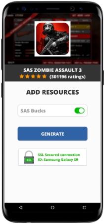 SAS Zombie Assault 3 MOD APK Screenshot