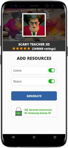 Scary Teacher 3D MOD APK Screenshot