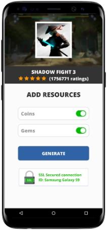 Shadow Fight 3 MOD APK Screenshot