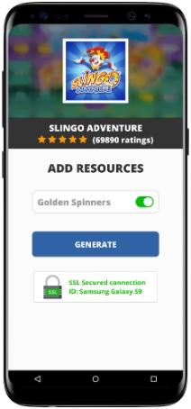 Slingo Adventure MOD APK Screenshot