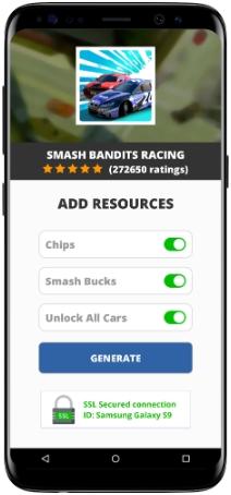 Smash Bandits Racing MOD APK Screenshot