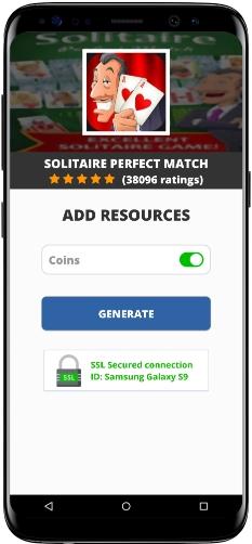 Solitaire Perfect Match MOD APK Screenshot