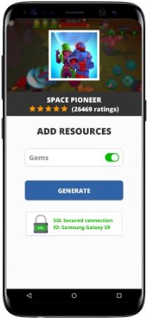 Space Pioneer MOD APK Screenshot