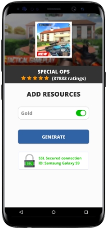 Special Ops MOD APK Screenshot