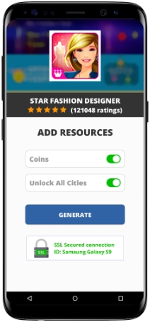 Star Fashion Designer Mod Apk Unlimited Coins Unlock All Cities