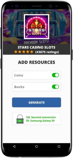 Stars Casino Slots MOD APK Screenshot
