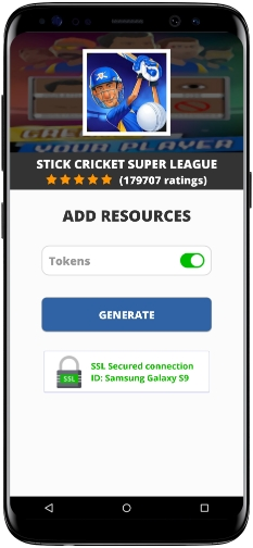 Stick Cricket Super League MOD APK Screenshot