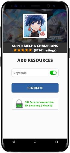 Super Mecha Champions MOD APK Screenshot