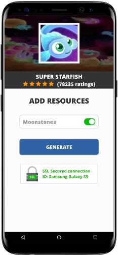Super Starfish MOD APK Screenshot