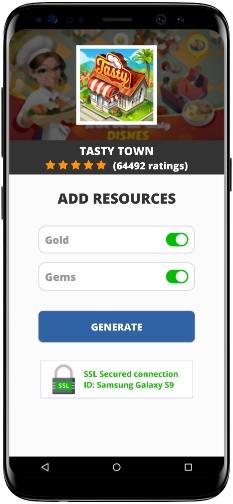 Tasty Town MOD APK Screenshot