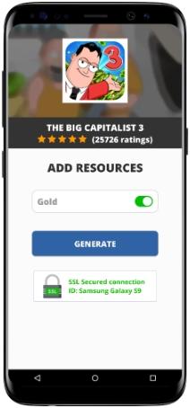 The Big Capitalist 3 MOD APK Screenshot
