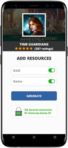 Time Guardians MOD APK Screenshot