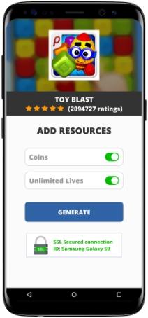 Toy Blast MOD APK Screenshot