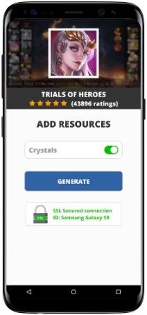 Trials of Heroes MOD APK Screenshot