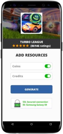 Turbo League MOD APK Screenshot
