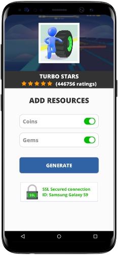 Turbo Stars MOD APK Screenshot