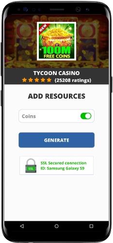 Tycoon Casino MOD APK Screenshot