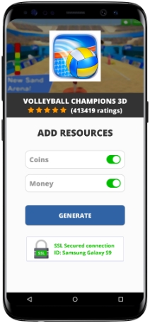 volleyball champions 3d mod apk unlimited coins money volleyball champions 3d mod apk