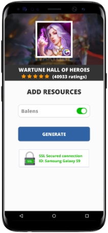 Wartune Hall of Heroes MOD APK Screenshot